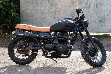 Motorrad Brazil Adventure by David Beckham Adventure Triumph Bonneville Replica Can Be
