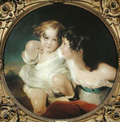 calmady children sir thomas lawrence  art print  hand painted oil