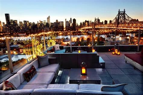Top 10 Bars New York by New York S Top Ten Rooftop Bars For Summer 2016 Easyvoyage