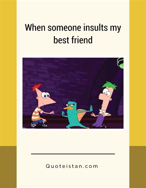 Somebodys Friend 2 by When Someone Insults My Best Friend