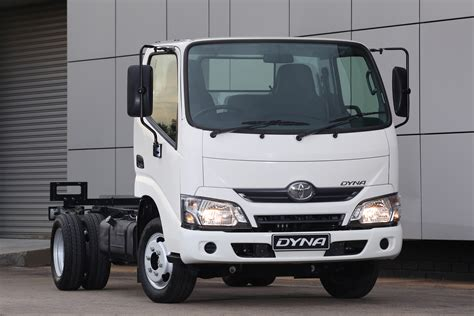 toyota commercial vehicles usa toyota dyna enters light commercial vehicle market