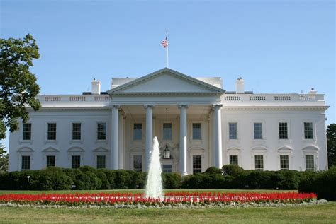 When Was The White House Built