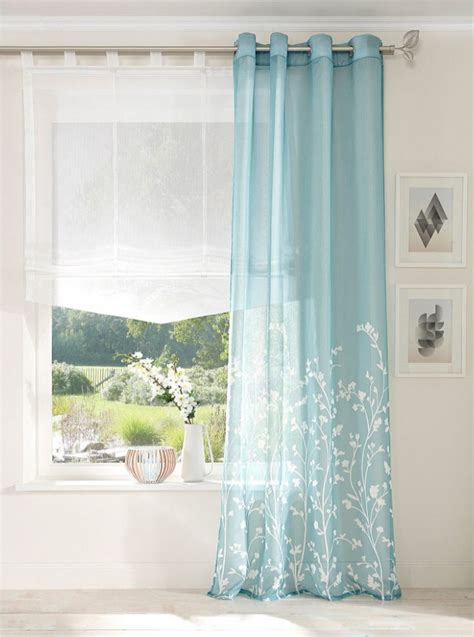 sheer curtains modern aliexpress com buy 1pc 2015 new embroidered white