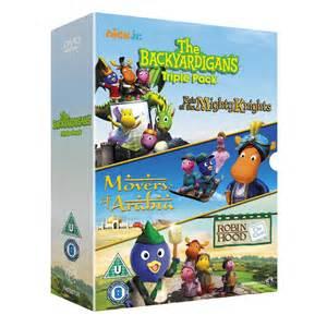 Backyardigans Dvd The Backyardigans Dvd Import Anglais Neuf Ebay