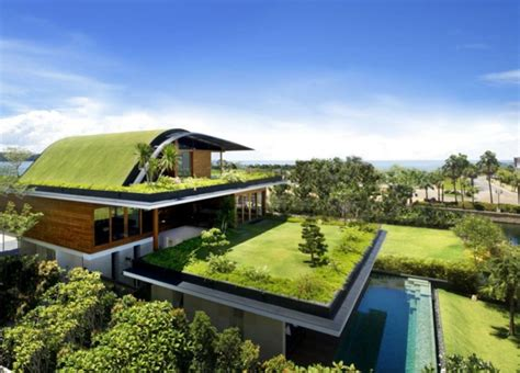 home advisor design concepts gr 252 nes dach gute isolierung und nachhaltigkeit