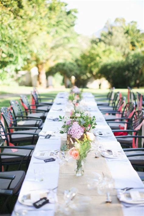 backyard wedding centerpiece ideas top 35 summer wedding table d 233 cor ideas to impress your guests