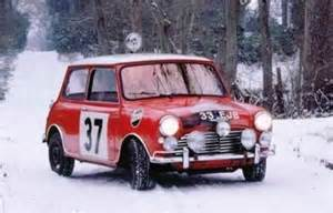 Mini Cooper Number 37 The Morris Mini Cooper S Number 37 Driven By Paddy Hopkirk