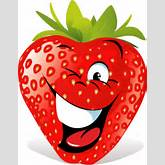 Cute Cartoon Fruit With Faces | Lol-rofl.com - Cliparts.co