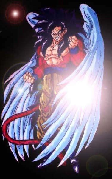 imagenes de goku angel pin goku angel ssj4 on pinterest