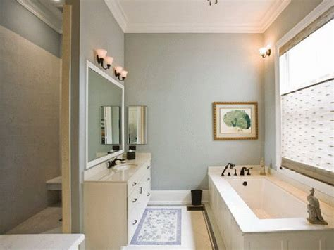 Bathroom Paint Color Ideas Green And White Paint Colors In A Small Bathroom Pictures