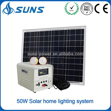 solar panel home system for sale solar home system 50w solar home system 50w wholesale supplier china wholesale list