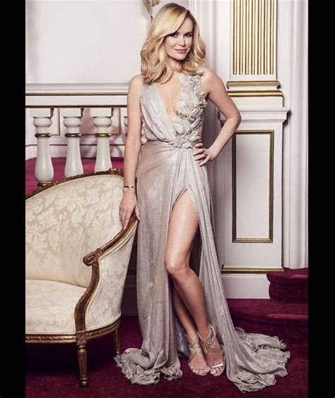 Heels Amanda Promo Amanda Holden Poses For New Bgt Promo Amanda Holden In