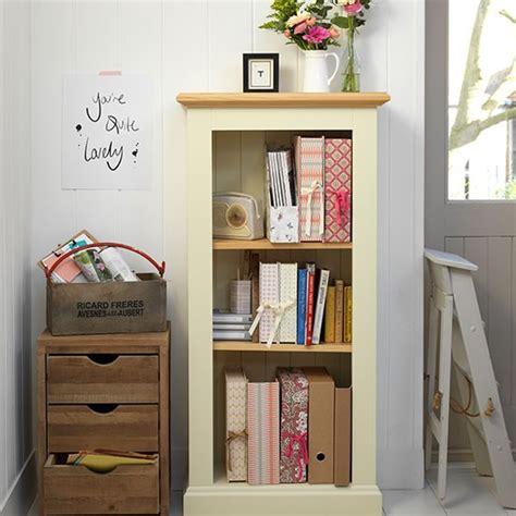 hallway bookshelves white country hallway with bookcase decorating housetohome co uk