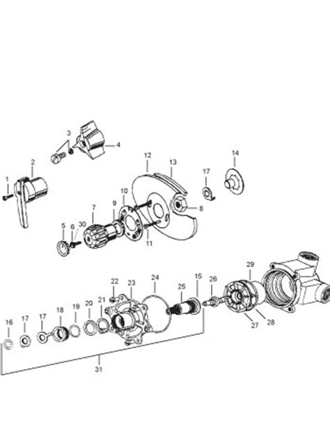 Powers Shower Valve by Cat Valve Stem Cat Wiring Diagram And Circuit Schematic