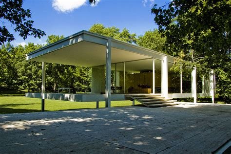 Farnsworth House by Farnsworth House