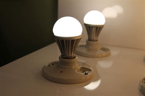 toshiba led light bulbs the new eco friendly gadgets and devices of 2010 the