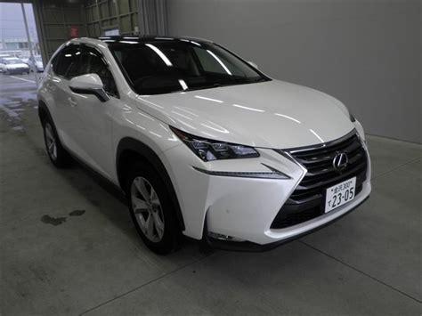 lexus auction japanese car auction find 2014 lexus nx 200t japanese