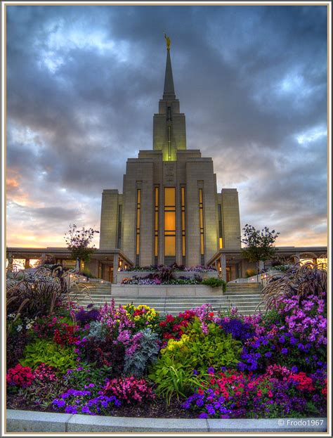 lds churches