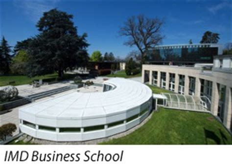 Imd Mba Tuition by 5 Minutes With Dominique Turpin The Centre For