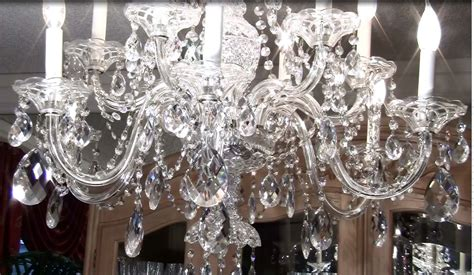 How To Clean A Chandelier With Crystals How To Clean A Chandelier