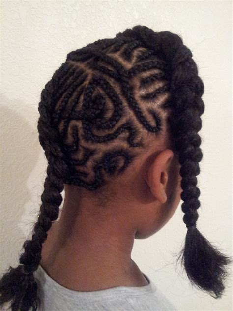 pictures of freestyle braids whttme
