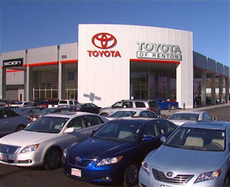 Toyota Renton Toyota Of Renton Renton Wa