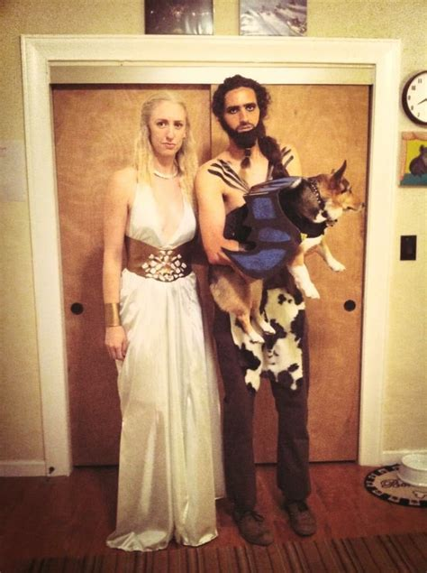khal drogo  daenerys  dog   dragon homemade