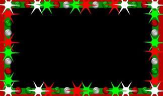 lights border blinking light border html iii