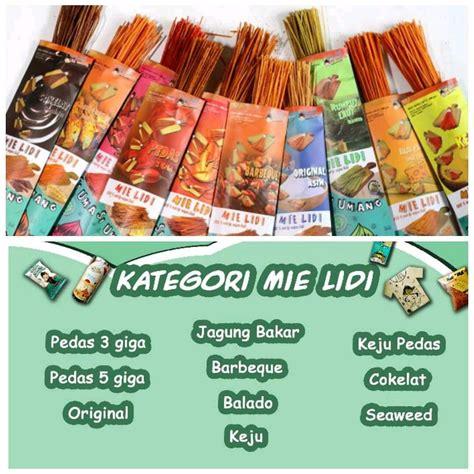mie lidi siumang sapu lidi gr shopee indonesia