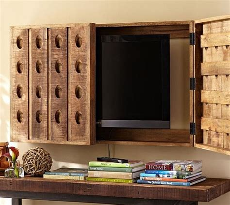 Decorative Flat Screen Tv Covers by How To Incorporate Your Tv Into Your Home Decor