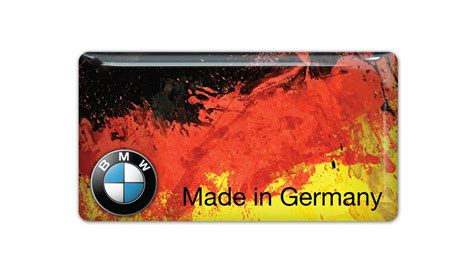 where are bmw made bmw made in germany flag