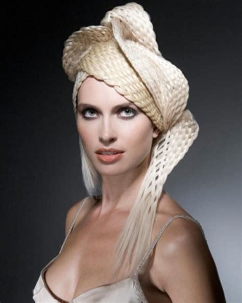 history of avant garde hairstyles 17 best ideas about basket weave hair on pinterest hair
