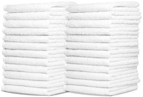 12 kitchen dish towels commercial grade 100 cotton amazon com scalpmaster wash cloth 1 lb white pack of 12