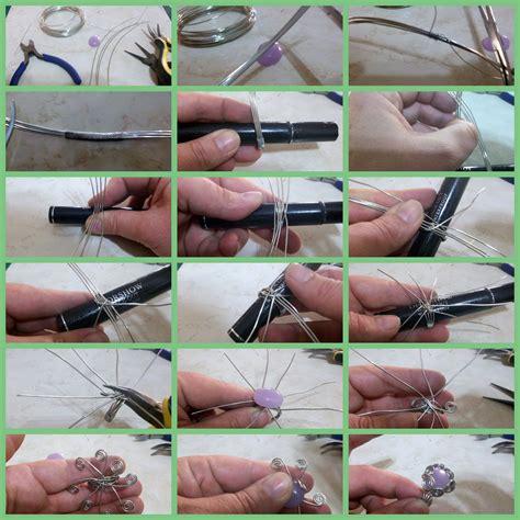 wire tutorial wire wrap pendant tutorials rachael edwards