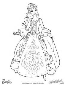 Dress Colouring Pages sketch template