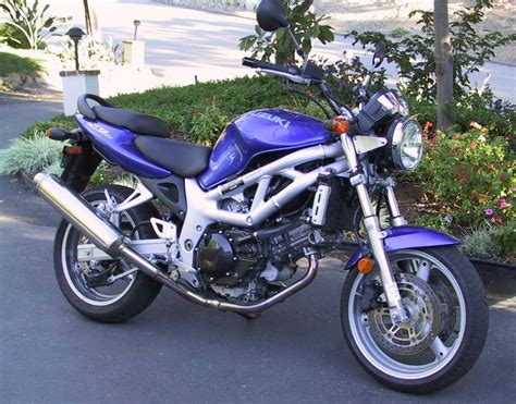 2001 Suzuki Sv650 Wheels