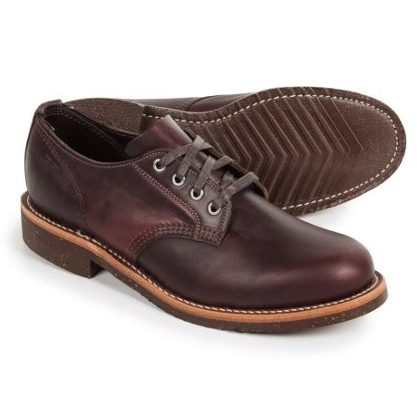 chippewa oxford shoes chippewa general utility service oxford shoes for