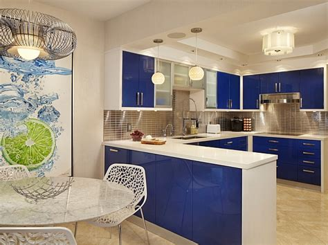 kitchen color schemes blue kitchen cabinets the 9 most popular colors to from