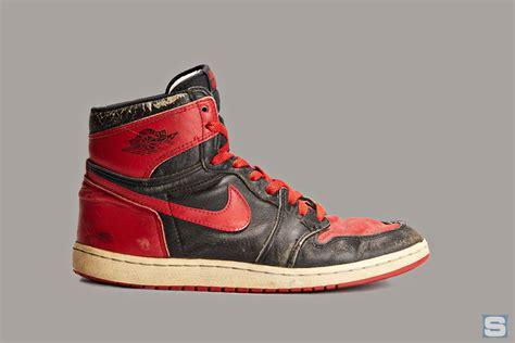 Nike Air 1 Original banned air 1 1985 vs 2016 comparison sole collector