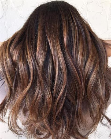 diferent hair highlights for older women 20 tiger eye hair ideas to hold onto