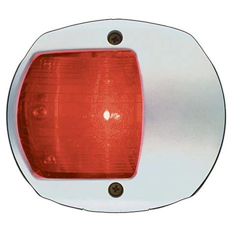 perko led navigation lights perko side mount led port navigation light marine
