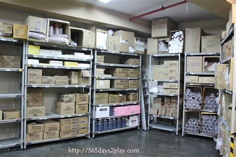 Stock Room by Mcdonald S Open Doors Kitchen Tours 365days2play
