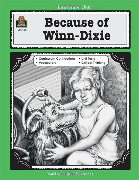 because of winn dixie book report 23 best images about because of winn dixie on