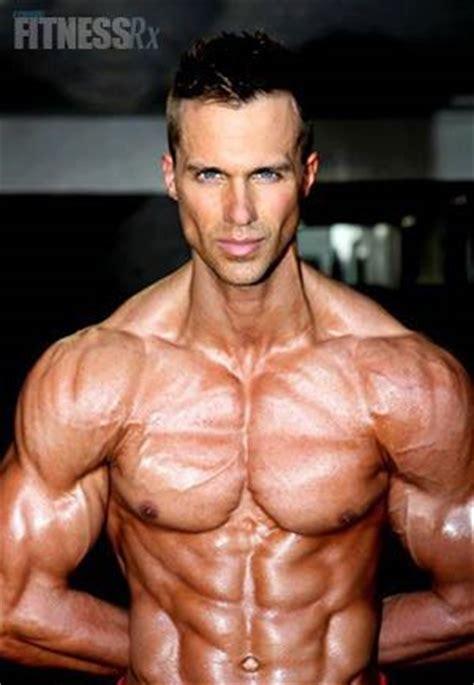 tyler mcpeaks amazing abs fitnessrx  men