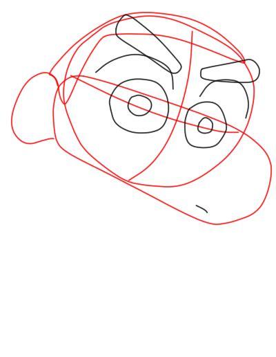 cara menggambar doraemon dengan mudah 9komik cara menggambar shin chan dengan mudah 9komik