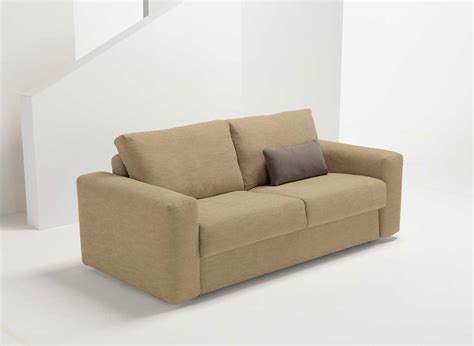 Modern Beige Sofa Nashi Light Beige Sleeper Sofa By Pezzan Sofa Beds
