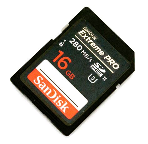 how to make storage to sd card sandisk pro sdhc sdxc uhs ii memory card review
