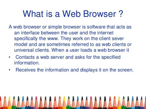 what is a one web browsers