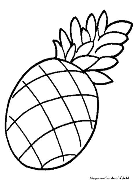 mewarnai gambar pohon buah buahan gambar mewarnai auto design tech