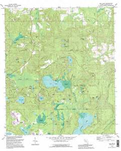 lake florida map gap lake topographic map fl usgs topo 30085e5